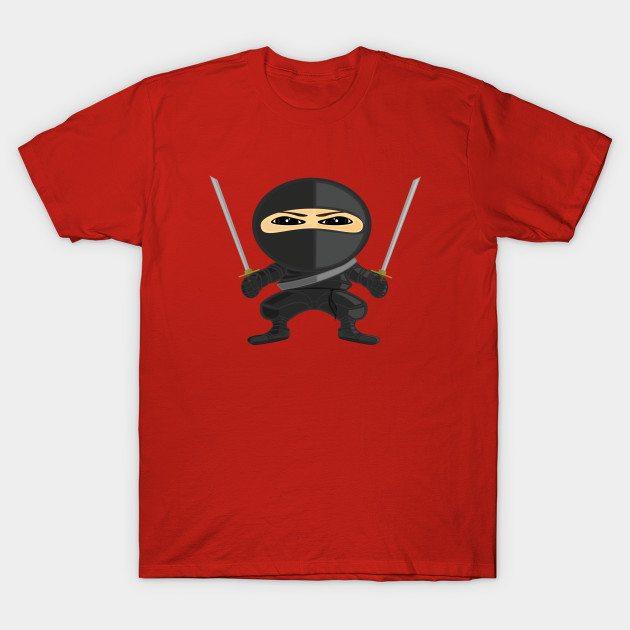 Ninja Boy T-Shirt