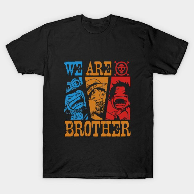 One Piece Anime – We are brother