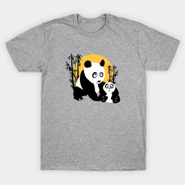 Pandas – Father & Son T-Shirt