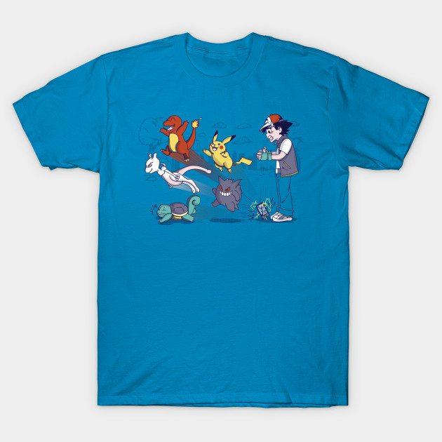 pokemobile crash T-Shirt