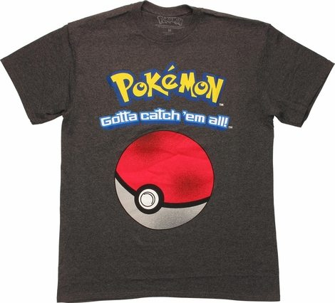 Pokemon Pokeball Catch Em All