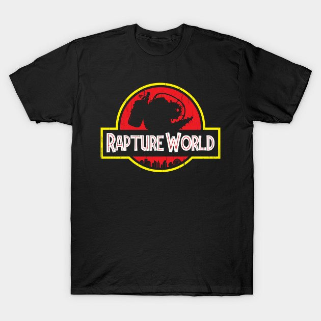 Rapture World T-Shirt