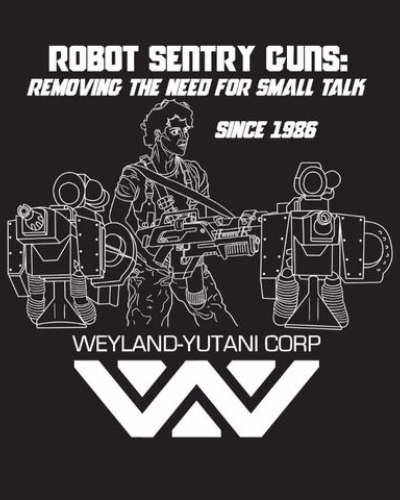Robot Sentry Gun (Men's)