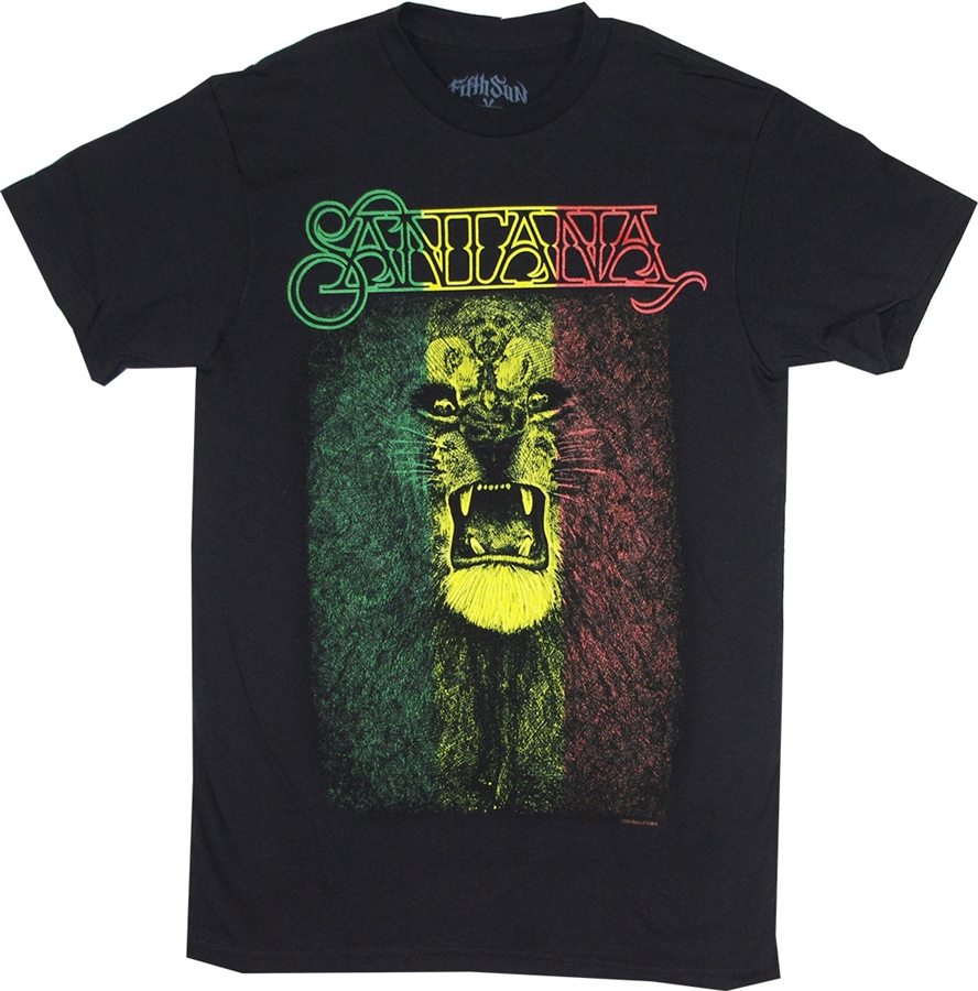 Santana Lion T-Shirt – only Small