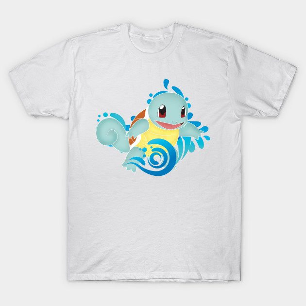 squirtle pokemon T-Shirt