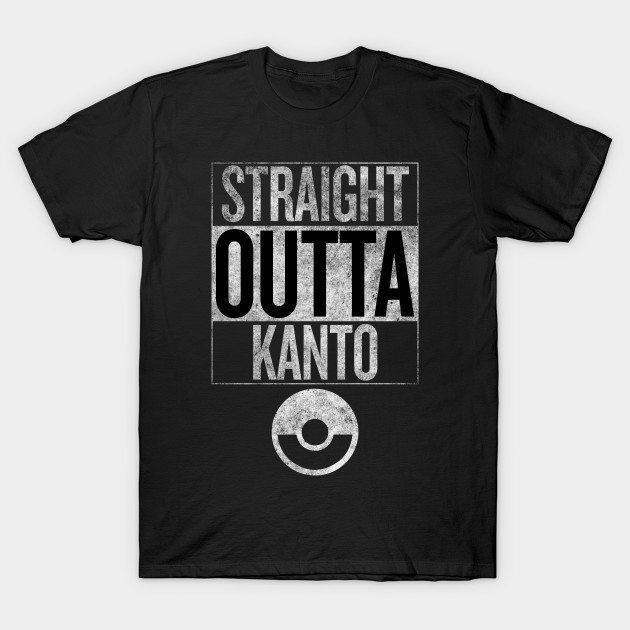 Straight Outta Kanto T-Shirt