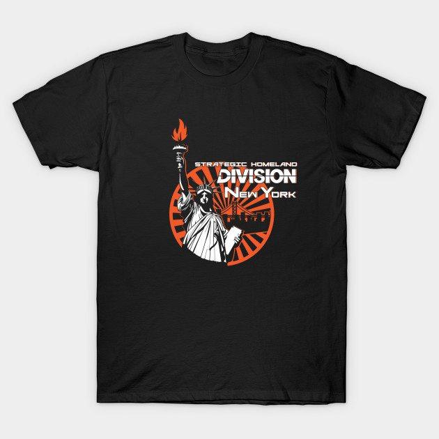 Strategic Homeland Division T-Shirt