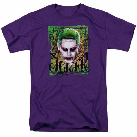 Suicide Squad Empire Joker T Shirt