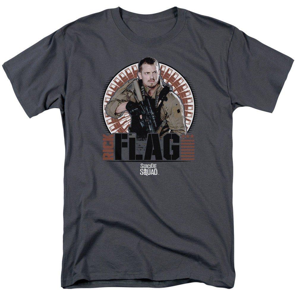 Suicide Squad – Rick Flagg Bullets