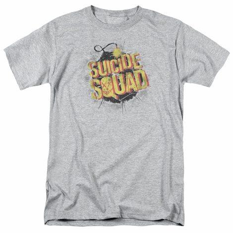 Suicide Squad Vintage Bomb T Shirt