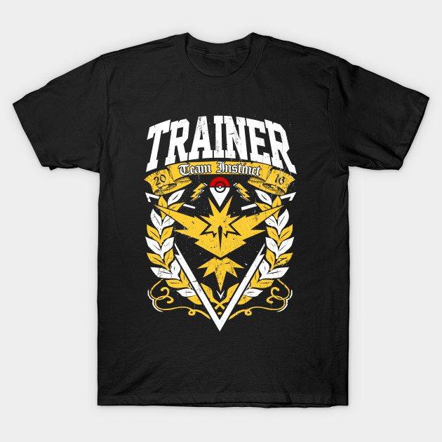 Team INSTINCT GO T-Shirt