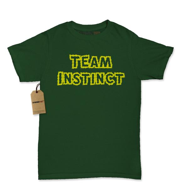Team Instinct – Represent Your GO Faction Womens T-shirt