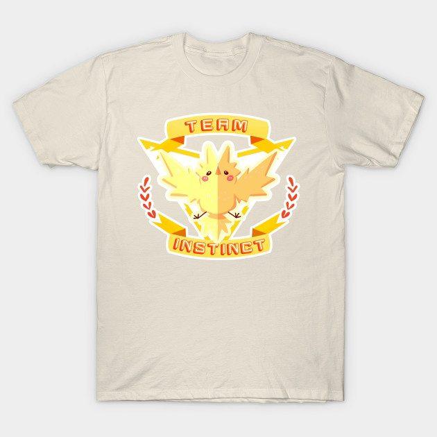 Team Instinct! T-Shirt