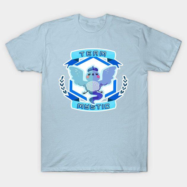 Team Mystic! T-Shirt