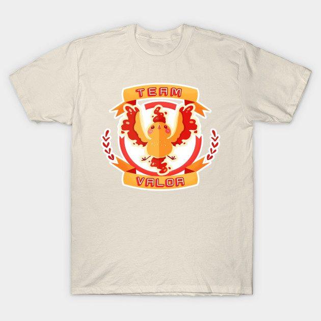Team Valor! T-Shirt
