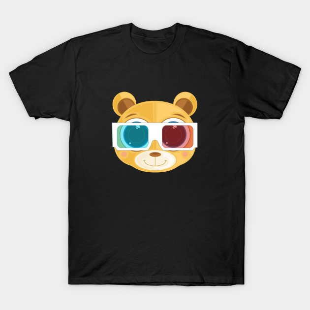 Teddy Bear – 3D T-Shirt