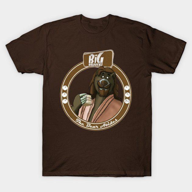 The Bear Abides T-Shirt