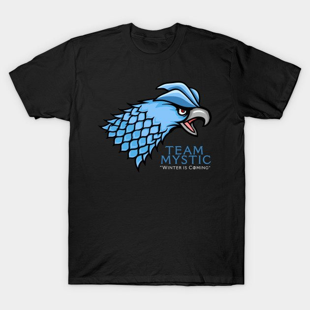 The Bird in the North T-Shirt