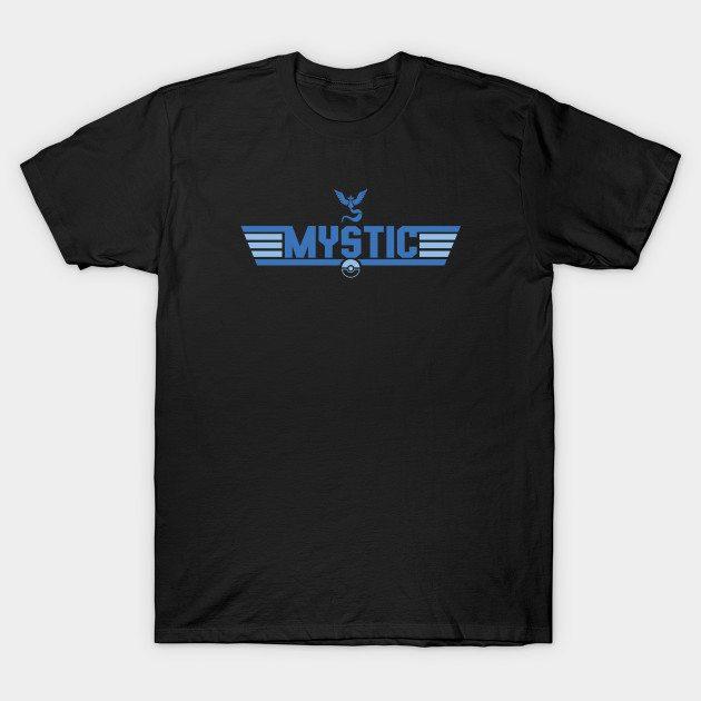 Top Gun Team Mystic (Color Version)