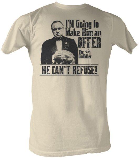 Vito Corleone Godfather T-Shirt