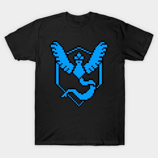 8-Bit Team Mystic T-Shirt