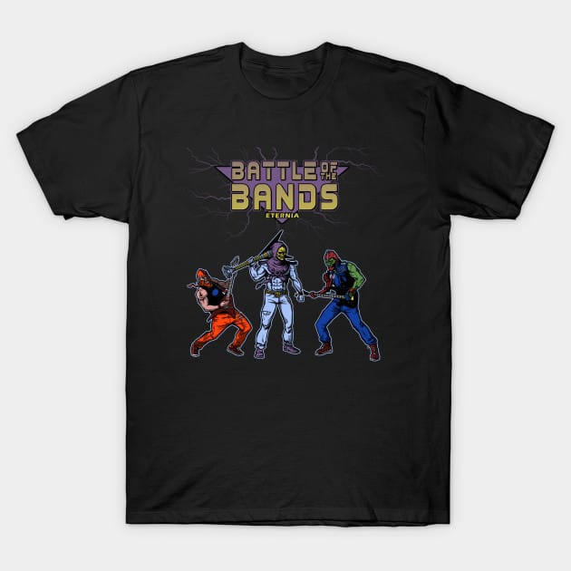 Battle of the Bands – Eternia Edition T-Shirt