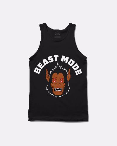 Beast Mode Tank Top (Black)