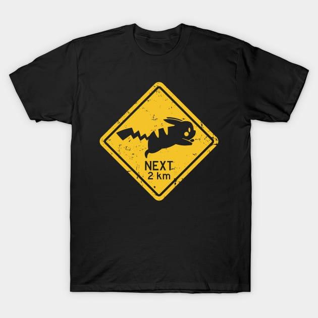 Beware of pikachoos T-Shirt