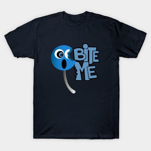 Bite Me – Sucker (2) T-Shirt