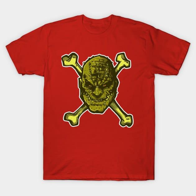 CrocBones T-Shirt