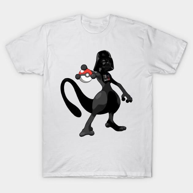 Darth Mewtwo T-Shirt