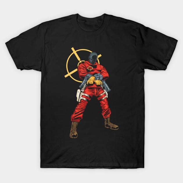 Deadshot Suicide Squad T-Shirt