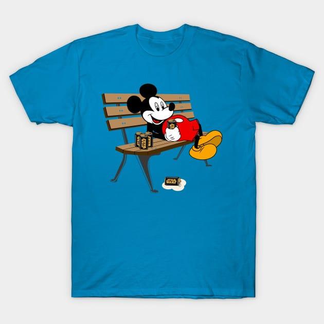 Drunk Mickey T-Shirt