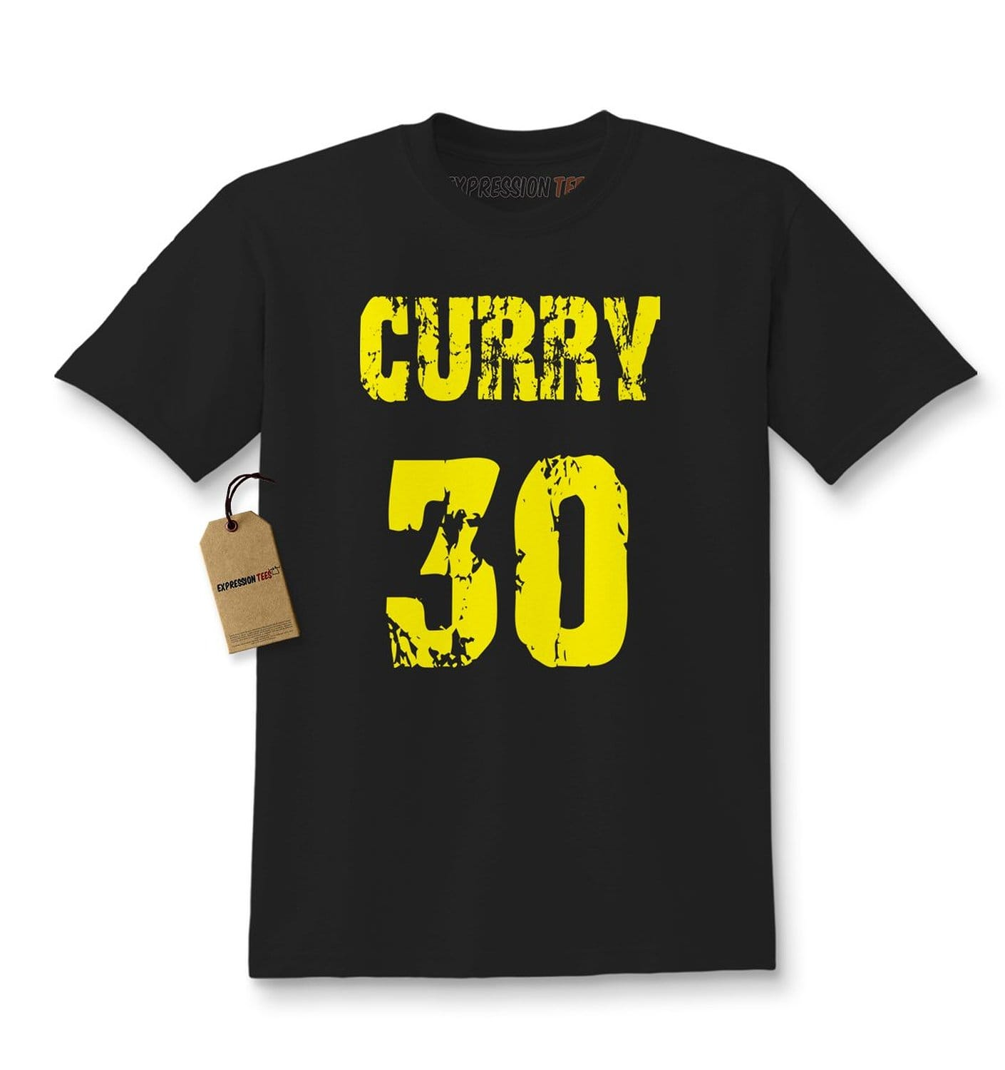 Expression Tees Curry #30 Basketball Kids