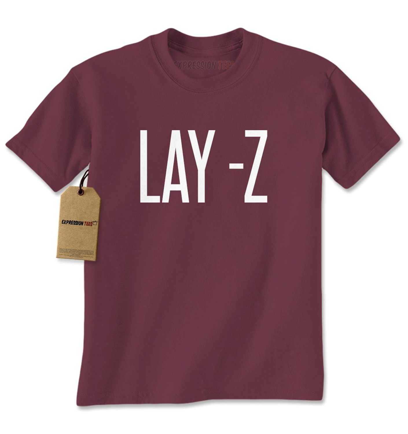 Expression Tees Lay-Z Mens