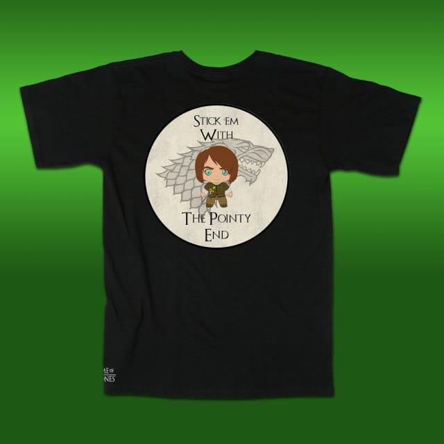 FAN-atiks: Pointy End Unisex Shirt