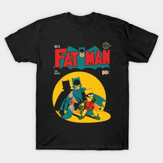 Fat Man T-Shirt