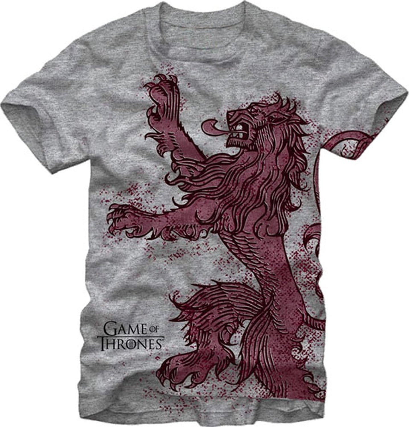 Game of Thrones Solo Lann Mens Tee