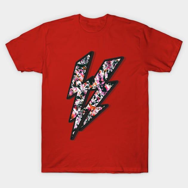 Graffiti Lightning T-Shirt