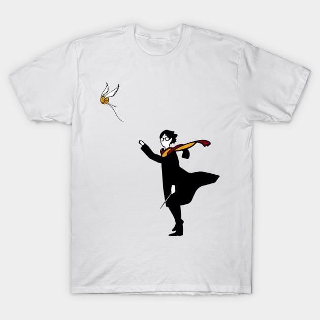 Harry Banksy Baloon T-Shirt
