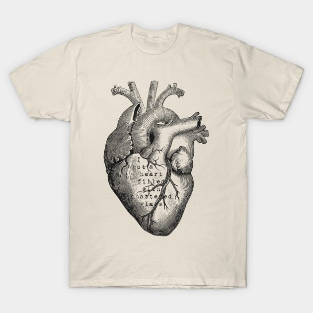 Heart o' glass! T-Shirt