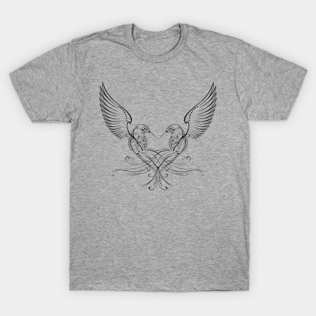 Humming Heart T-Shirt