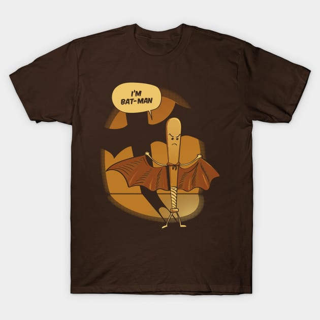 I'm Bat-mat T-Shirt