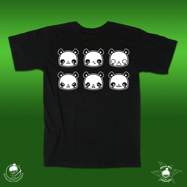 JBF: Faces of Mao Mao Unisex Shirt