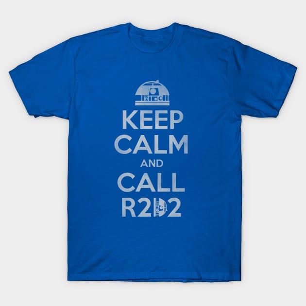 Keep Calm R2 Vintage T-Shirt