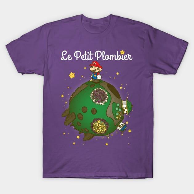 Le Petit Plombier T-Shirt
