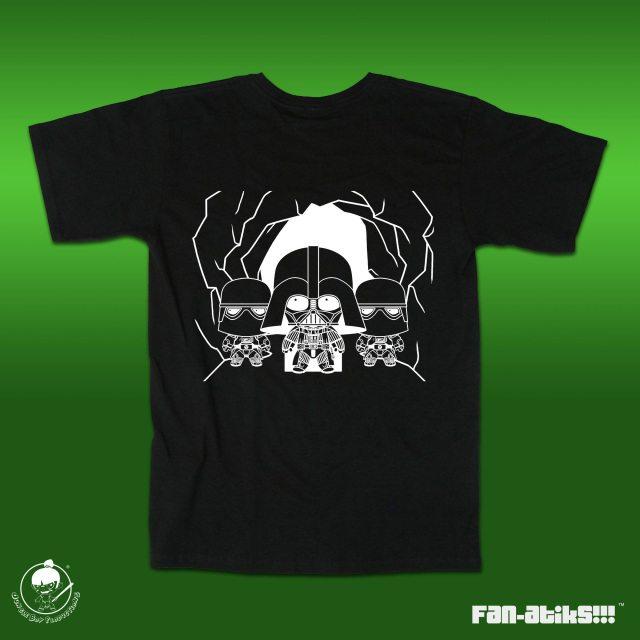 LIMITED EDITION FAN-atiks: Dark Father 2 Unisex Shirt