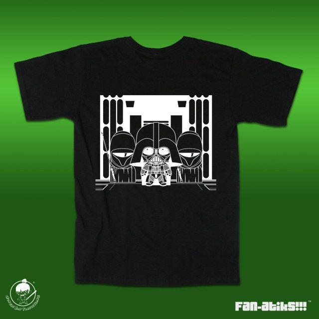 LIMITED EDITION FAN-atiks: Dark Father 3 Unisex Shirt