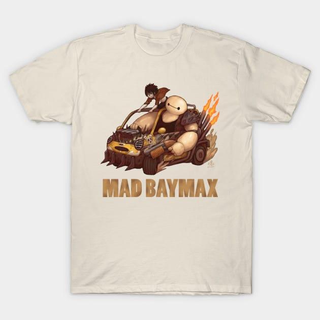 MAD BAYMAX T-Shirt