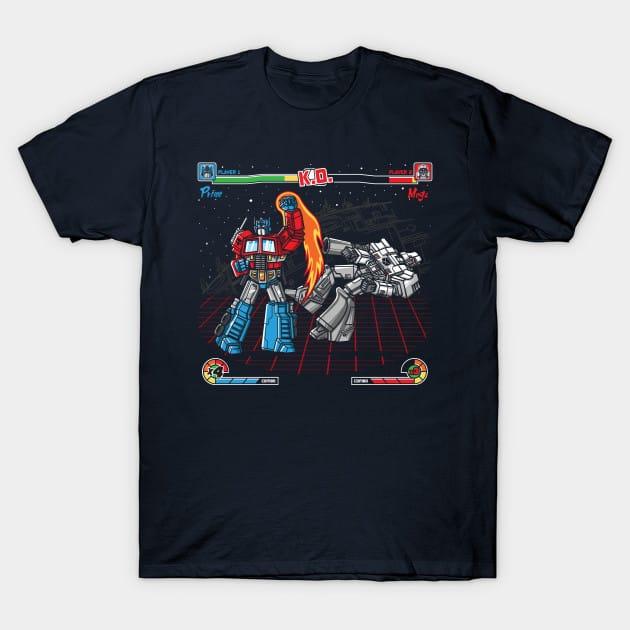 Mega Battle T-Shirt